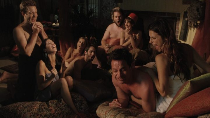 Michelle Borth, Lindsay Sloane, Lake Bell, Angela Sarafyan – A Good Old Fashioned Orgy (2011) – HD1080p