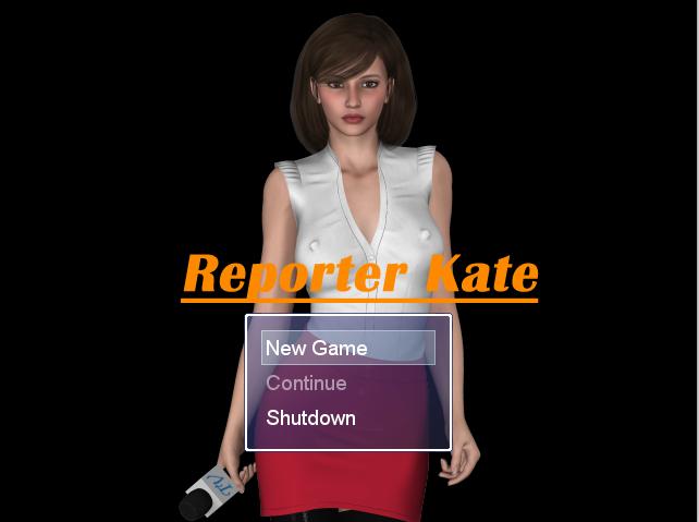 Reporter Kate v0.95
