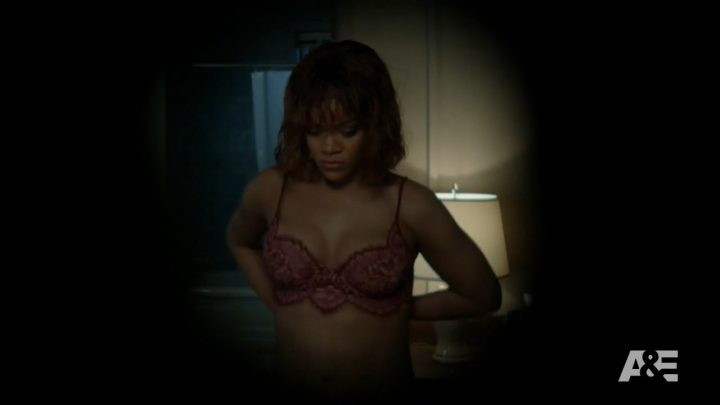 Rihanna – Shower Scene in 'Bates Motel S05E06