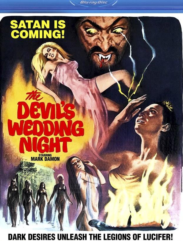 The Devil's Wedding Night (1973)