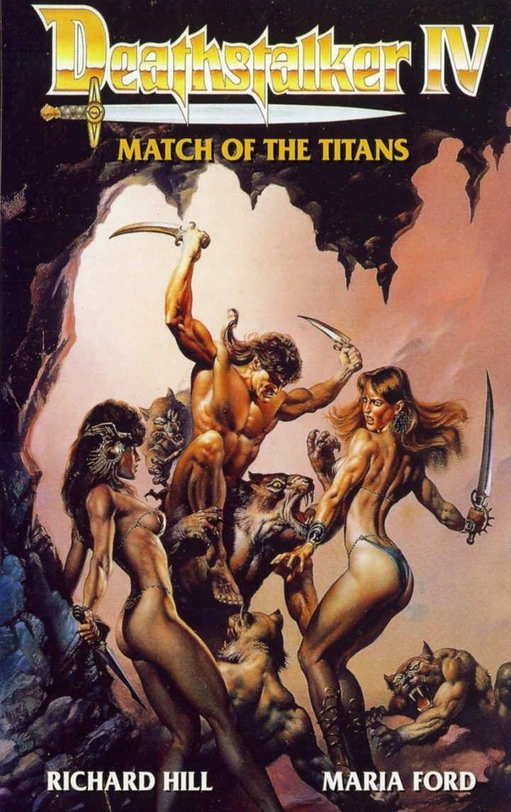 Deathstalker IV Match of Titans (1991)