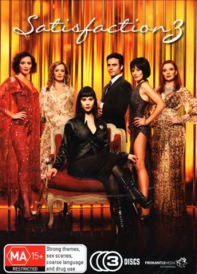 Satisfaction ( Season 3 / FULL / 2009-2010) DVDRip