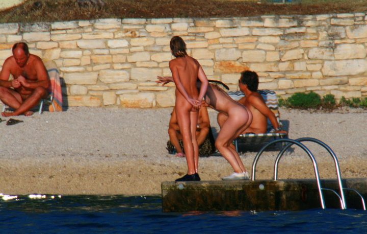 The Young Nudist