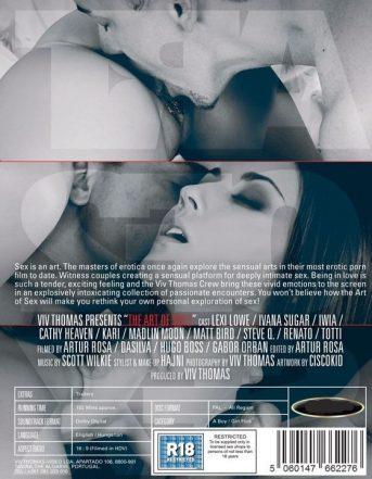 Искусство Секса 2 / The Art of Sex 2 (2012) [SPLIT SCENES]