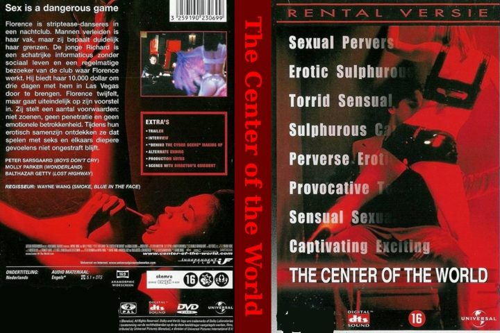 Центр мира / The Center of the World (2001)