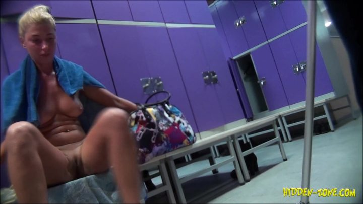 Spy lockerroom 9