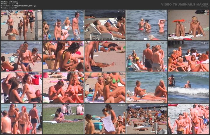 Karl's Home Videos 2 – European Beaches