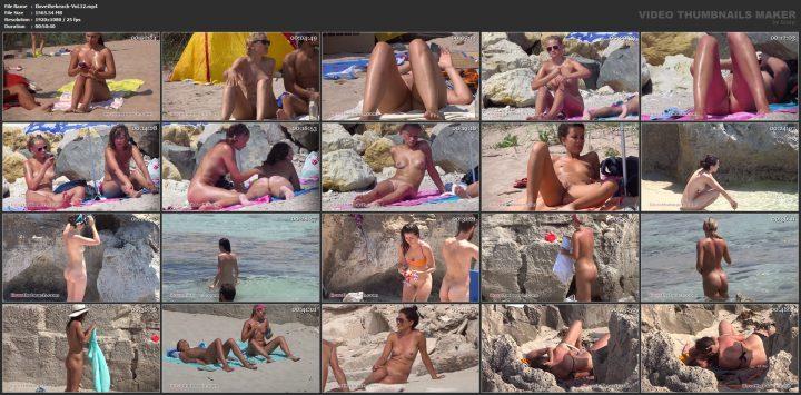 I love the beach -Vol.12
