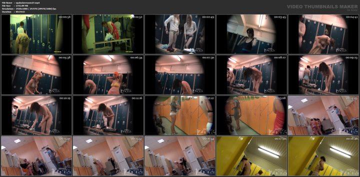 Spy lockerroom 27
