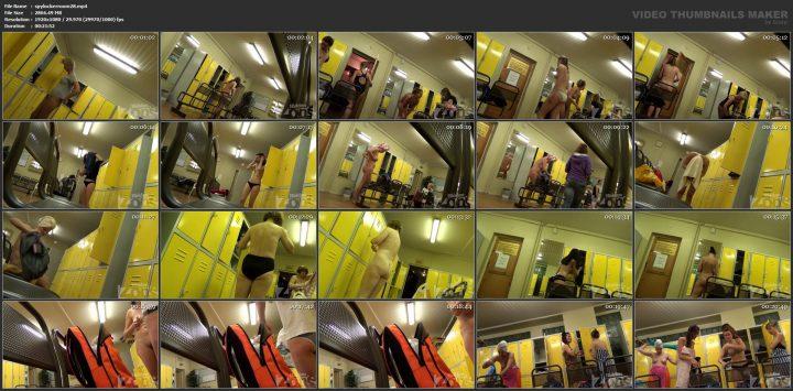 Spy lockerroom 28