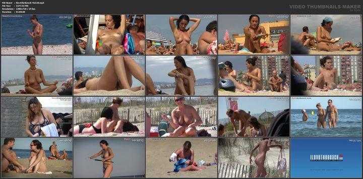 I love the beach -Vol.18
