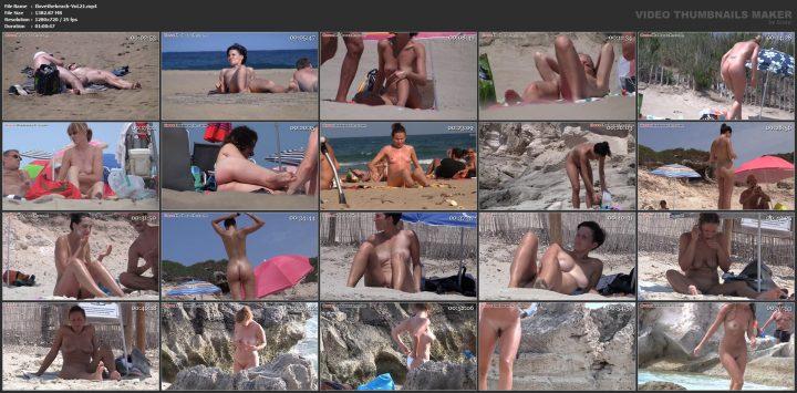 I love the beach -Vol.21