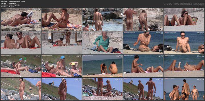 I love the beach -Vol.22