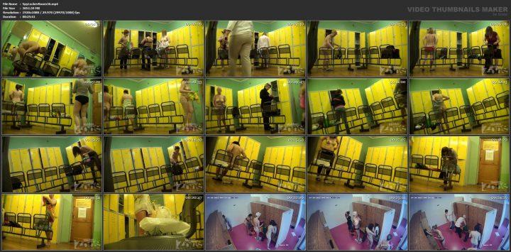 Spy lockerroom 36
