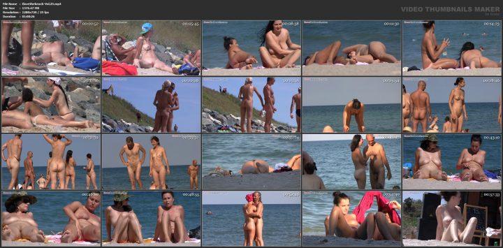 I love the beach -Vol.25