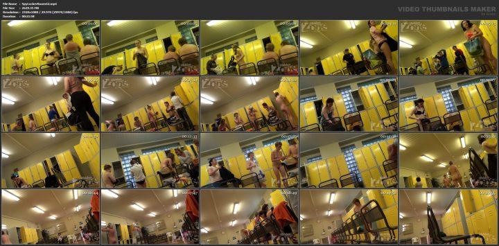 Spy lockerroom 42