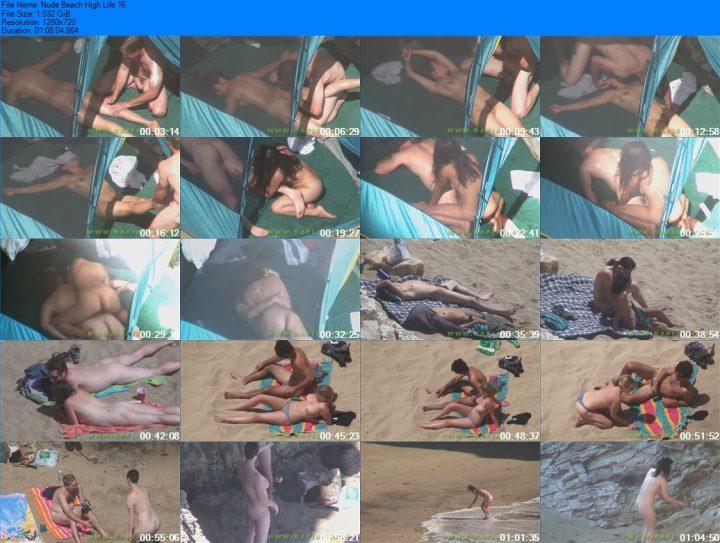 Rafian Nude Beach High Life 16