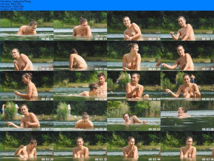 Video captured by hidden camera