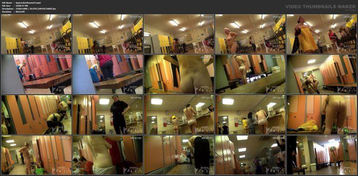Spy lockerroom 43