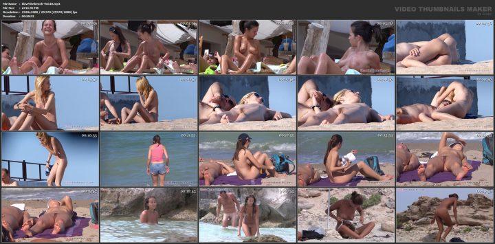 I love the beach -Vol.40