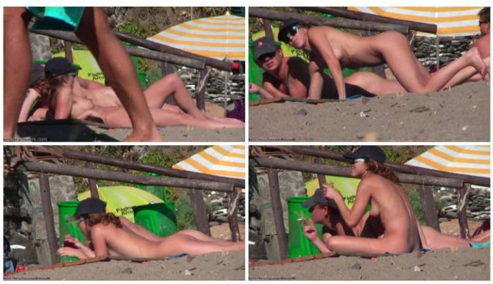 Girls on the beach – Voyeur collection