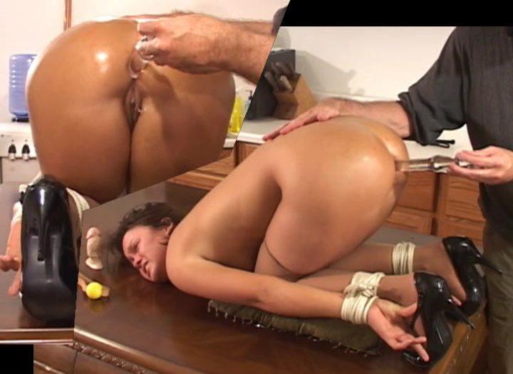 Extreme Bondage Torture