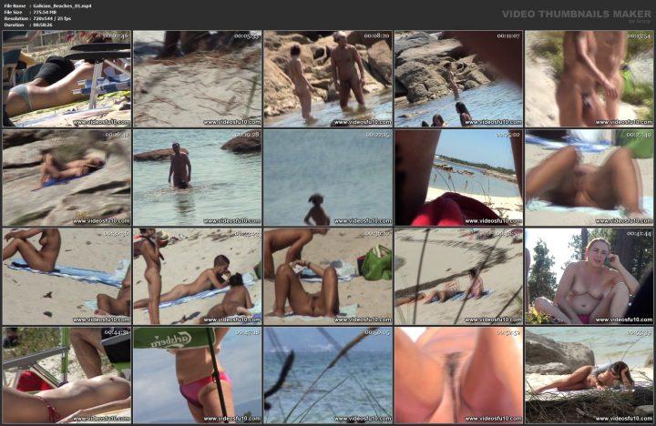 Galician Beaches 01