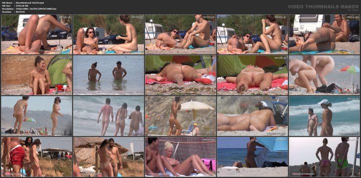 I love the beach -Vol.59