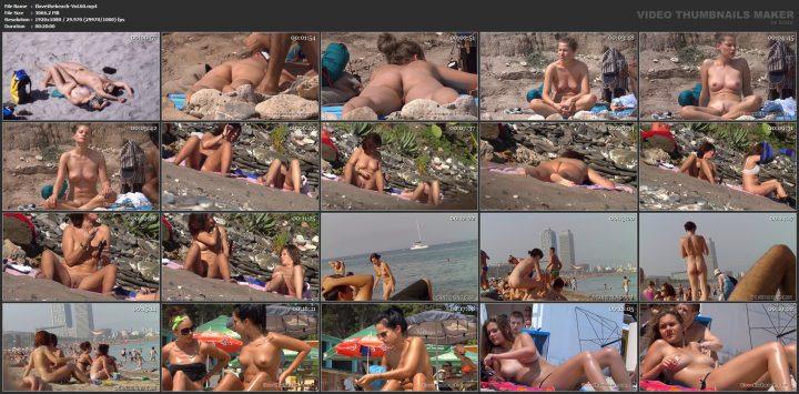 I love the beach -Vol.60