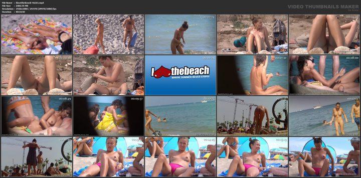 I love the beach -Vol.61