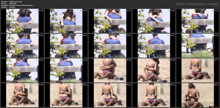 Guy and girl have sex in alley behind