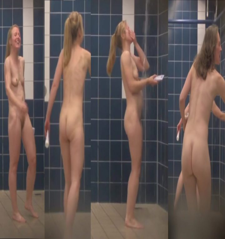 Sister Hidden Cam Shower