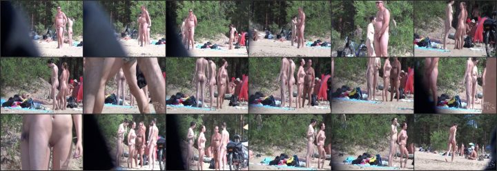 Voyeur, Beach Hidden Cam Video 0005