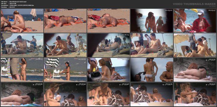 I love the beach -Vol.63
