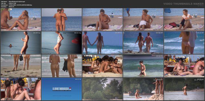 I love the beach -Vol.64