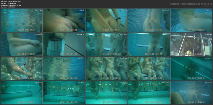 Nude therme