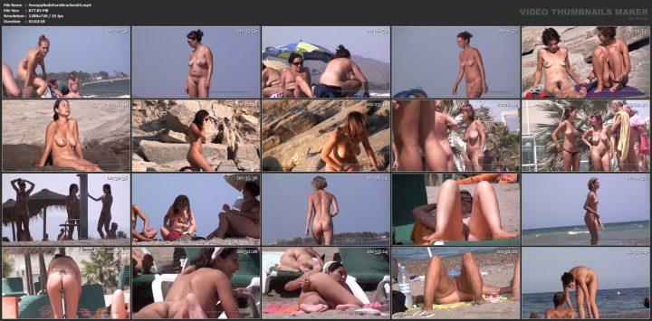 Snoopy Nude Euro Beaches 04