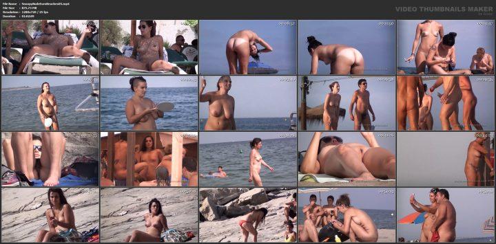 Snoopy Nude Euro Beaches 05