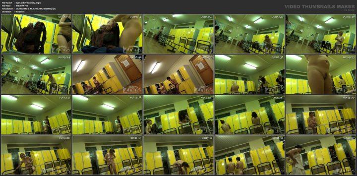 Spy Locker Room 52