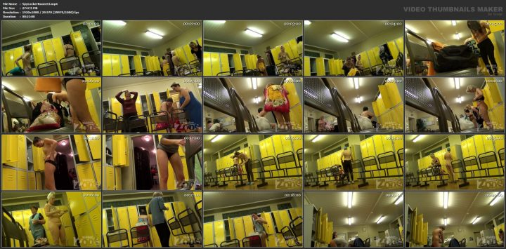 Spy Locker Room 53