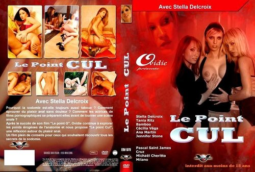 Le Point Cul / The Point Ass / Anal sex: The forbidden passion (2006)