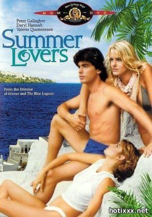 Летние любовники / Summer Lovers / Threesome (1982)