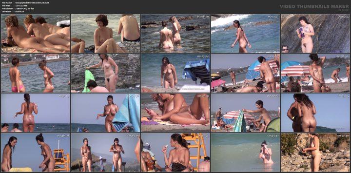 Snoopy Nude Euro Beaches 22