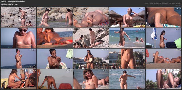 Snoopy Nude Euro Beaches 09
