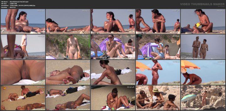 I love the beach -Vol.107