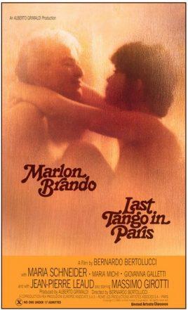 Ultimo tango a Parigi / Last Tango in Paris / Le dernier Tango a Paris / Der letzte Tango in Paris (1972)