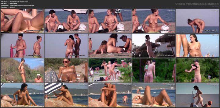 I love the beach -Vol.110