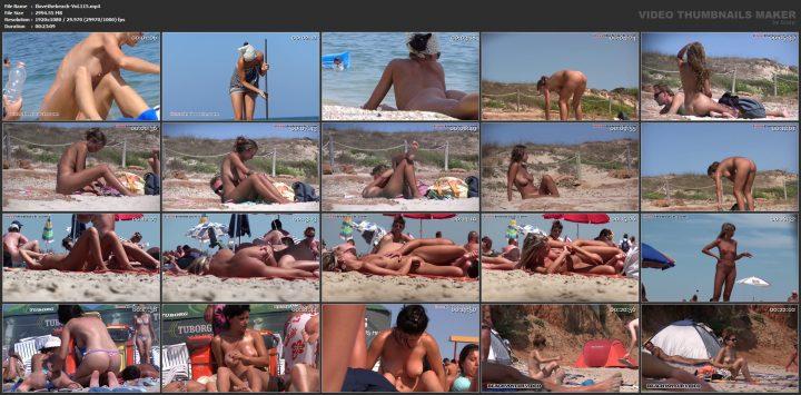 I love the beach -Vol.115