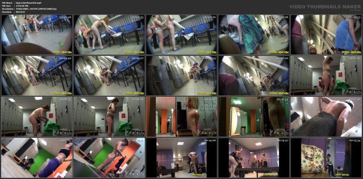 Spy Locker Room 56