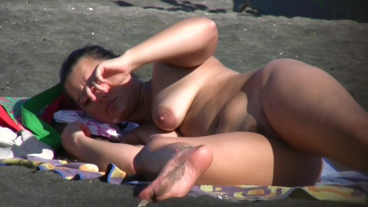 Nude Beach Video 380